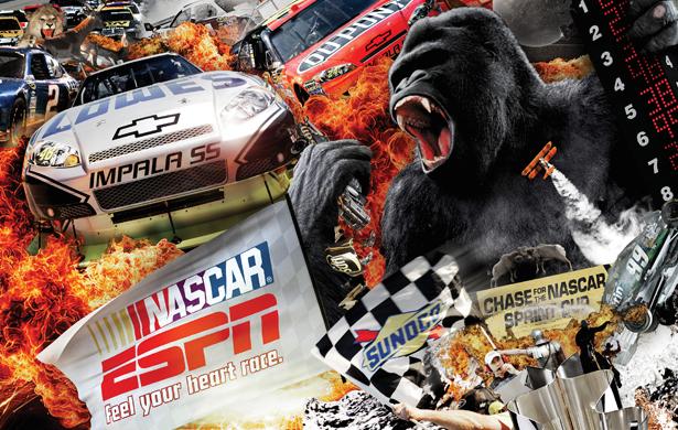 FEEL YOUR HEART RACE: A Look Inside NASCAR Nation
